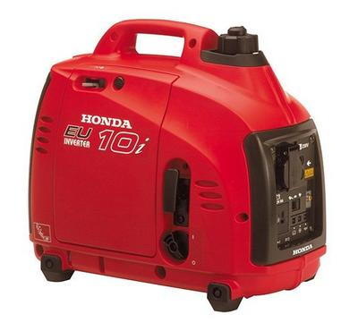 هوندا مولد كهرباء محمول، 8 لتر، 1000 واط، أحمر