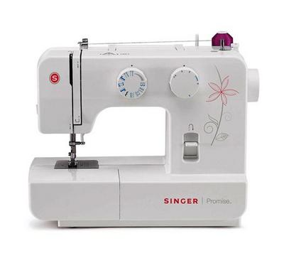 1412--Singer PROMISE Electric Sewing Machine White. Portable, Heavy Duty Metal Frame