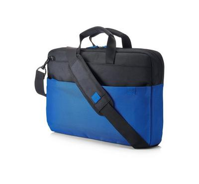 HP 15.6 Inch Duotone BriefCase, Blue