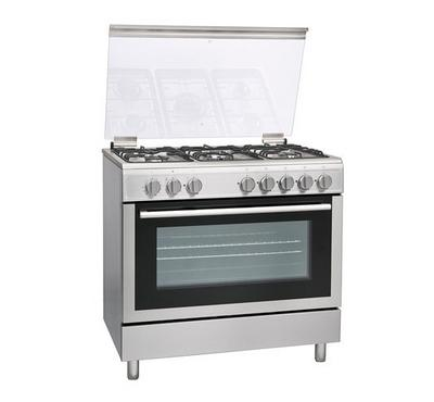 Hoover 90 x 60 Freestanding Cooker, 5 Burners, Full Safety