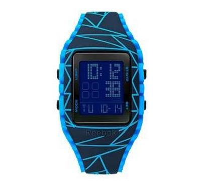 Reebok Sport Men Watch Blue Silicon Strap