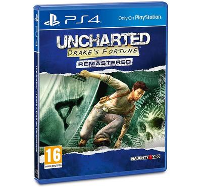 Sony PS4 GAME Uncharted Drakes Fortune