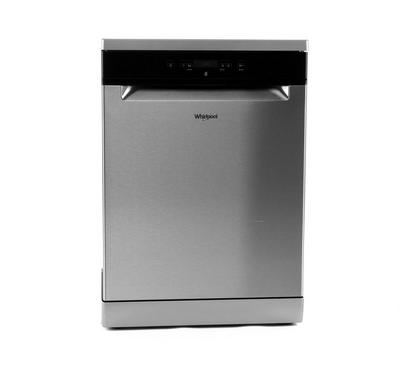 Whirlpool WFC3C26X, Dishwasher, 8 Program, 14 Place Setting, Steel