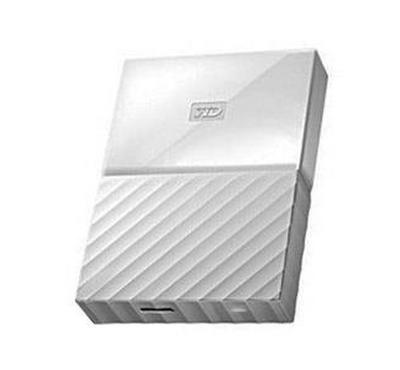 WESTERN DIGITAL My Passport 4TB USB 3.0, White