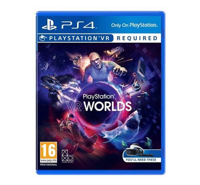 Sony PS4 VR Game VR Worlds