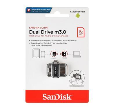 SANDISK 16GB OTG Ultra Dual Drive