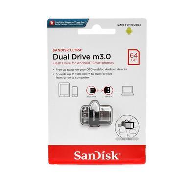 SANDISK 64GB OTG Ultra Dual Drive