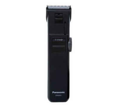 Panasonic Precise Beard/Hair Trimmer, 12 Cutting Length Adjustments, Cord and Cordless Operation