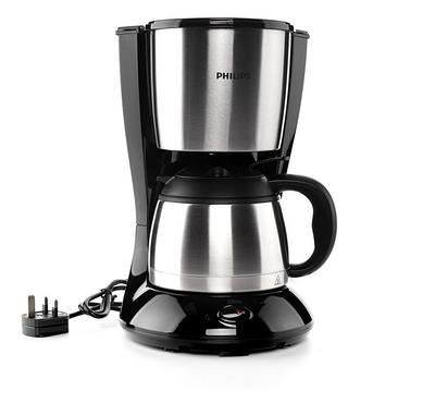 Philips Dripfilter Coffee Machine Steel