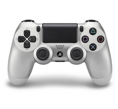 Controller Playstation 4, Silver