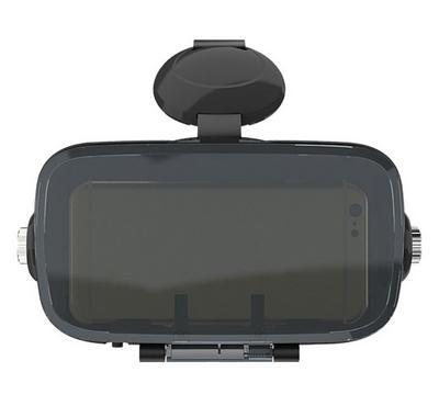 إكس كويست نظارة الواقع الإفتراضي، أسود