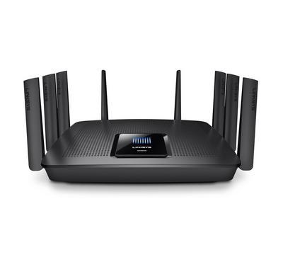 Linksys Max-Stream MU-MIMO Gigabit Wi-fi Router