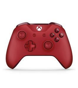 XboxOne Branded Wireless Controller, Red