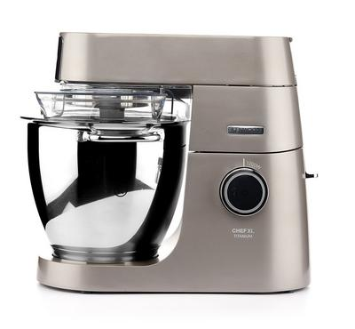 Kenwood, Kitchen Machine Chef Sens, 1700W, Grey
