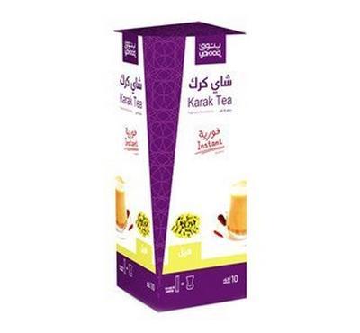 Yatooq Instant Karak Tea Cardmom Flavour 200g