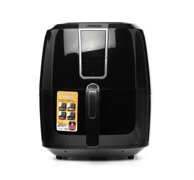 Princess Digital Aerofryer XL, 5.2L, 1.3KG, 1800W, Black