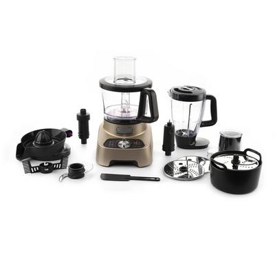 Moulinex, Food Processor,1000 Watts,2 Speed, Grey