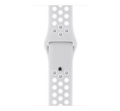 Apple Pure White Nike Sport 38mm Band