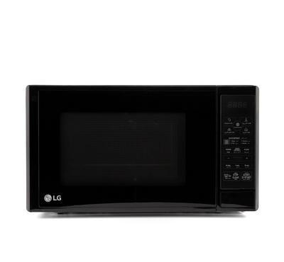 LG, Microwave Solo, 20L, Black