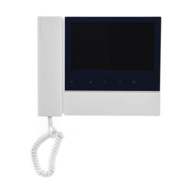 FineView VideoPhone 7 Inch Color TFT LED Monitor W/Handset