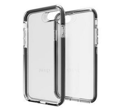 GEAR4 D3O Piccadilly for iPhone 7, Clear/Black