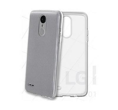 LG K8 2017 CleanUP Transparent Jelly case  CLEAR