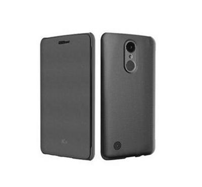 ال جي جراب حمايه لهاتف كي8 2017, اللون أسود