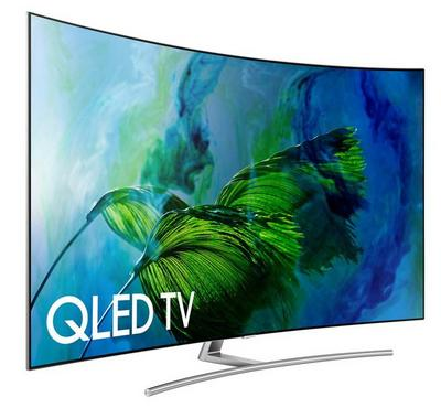Samsung, 65 Inch, Smart, Curved, QLED, Q8C