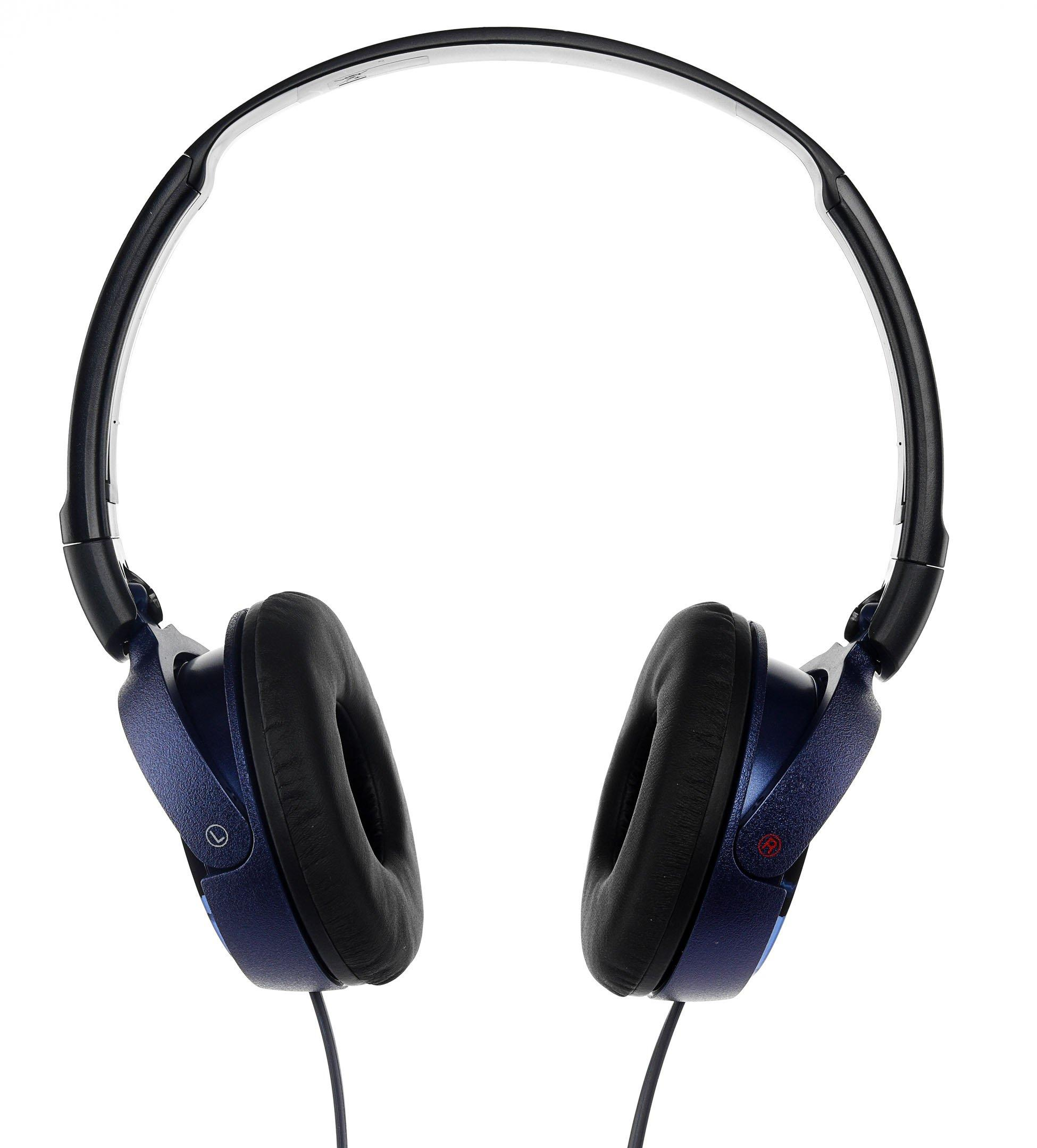SONY ZX310 Headphone, Lightweight and folding design, 30mm drivers