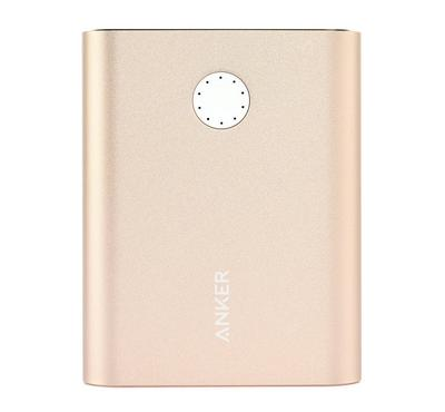 ANKER PowerCore plus 13400mAh with Quick Charge 3.0, Gold