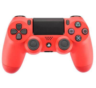Sony Controller Wireless Playstation 4, Red