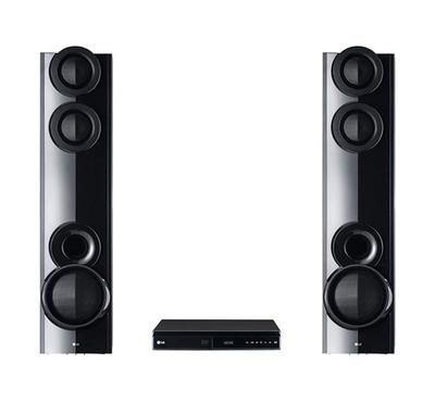 LG 4.2Ch DVD Home Theatre System 1000W Black