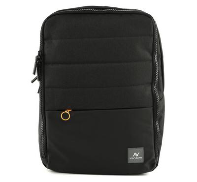 Lavvento Discovery Backpack Bag - Black, 15.6 inchWith two web pocket inside with laptop compartment