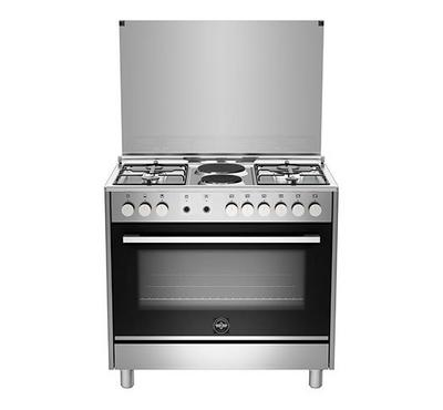 La Germania Futura Cooker, M9S D 90x60, 4Gas+2hotplates