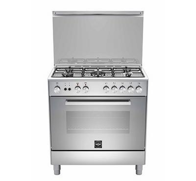 La Germania Futura D Cooker, 80 x 50cm, 5 Burners Gas