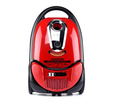 Hitachi Canister Vacuum Cleaner, 6L, 2200W, Auto Suction Booster, 6 liter dust capacity