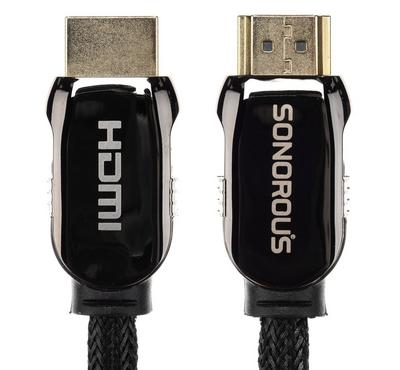 Sonorous HDMI Cable Black 3.0 Mt