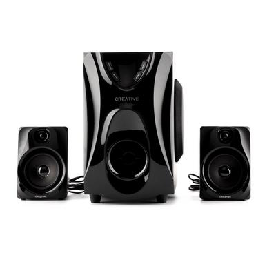 CREATIVE SBS E2400 2.1 Speakers, Black