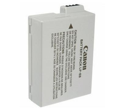 CANON Rechargable Battery for EOS 600D, EOS 650D and  EOS 700D, Li-Ion 7.2V-1120mAh