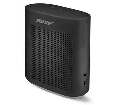 Bose SoundLink Color II Bluetooth Speaker Black