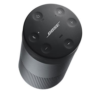 Bose SoundLink Bluetooth Speaker, Multi-connect to two devices,  Black
