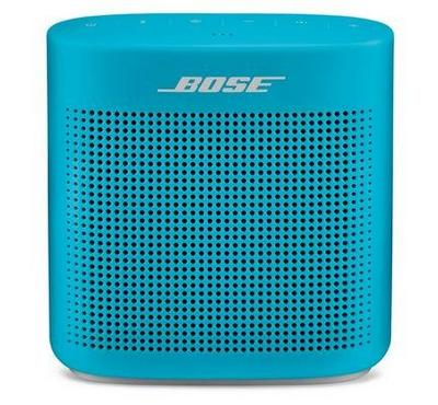 Bose SoundLink Color II Bluetooth Speaker Aquatic Blue