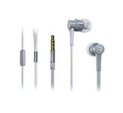 REMAX RM-535 stereo earphone high pereformance WHITE color with microphone