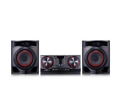 LG CD Mini HiFi System Bluetooth 480W RMS Black