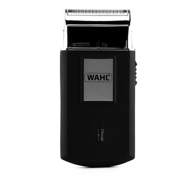 Wahl Cordless and Rechargeable Travel Shaver, 45 minutes of cordless runtime