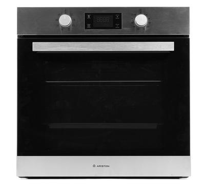 Ariston, Electric oven, 60 CM, 66L, Black/Stainless