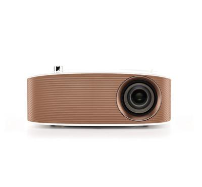 LG PH150G Portable LED projector - White, Wireless, Bluetooth, RES. HD 1280 x 720