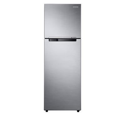 Samsung 320.0L Fridge Top Mount Freezer Silver