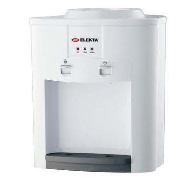 Elekta 550W Hot and Normal Water Dispenser, 220-240V, White