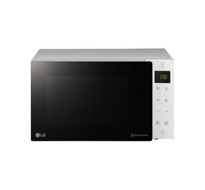 LG 25 Ltr 1700W Microwave Oven White